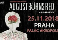 August Burns Red - Palác Akropolis Praha