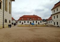 Bludiště historií zámku, Litomyšl