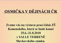 Osmička v dějinách - výstava - Zámek Slavkov u Brna