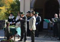 Svatohubertská slavnost na Valdštejně