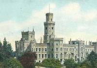 Osudové osmičky na zámku Hluboká nad Vltavou