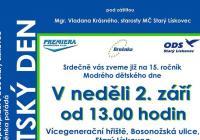 Den dětí - Brno Starý Lískovec