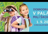 Zpátky do školy - Palác Pardubice