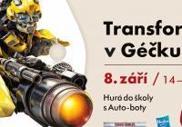 Transformers v Géčku České Budějovice