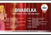 Divadélka - Nisa Liberec