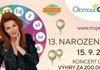 Narozeniny - Olomouc City