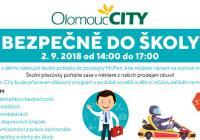 Bezpečně do školy - Olomouc City