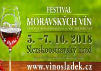 Festival moravských vín - Slezskoostravský hrad
