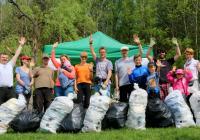 Ukliďme okolí rybníka Biřička! - ekologická akce