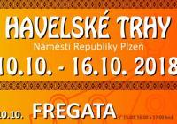 Havelské trhy v Plzni
