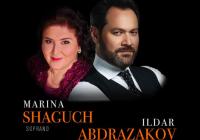 Ildar Abdrazakov & Marina Shaguch Operní Galakoncert