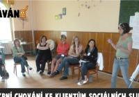 KURZ: Stereotypní chování ke klientům sociálních služeb