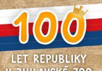 Výročí vzniku republiky v Zoo Jihlava