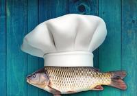 Vaříme ryby - Fontána Karlovy Vary