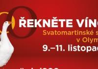 Svatomartinské slavnosti v Olympii Plzeň