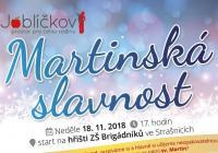 Martinská slavnost - Praha Strašnice