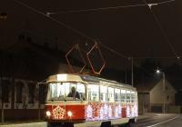 Vánoční tramvaj - Brno