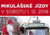 Mikulášské jízdy čertovskou tramvají - Liberec