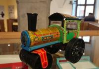 Technické  hračky 1880–1980