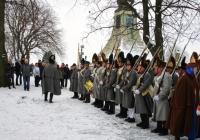 Pietní akt k uctění obětí slavkovské bitvy