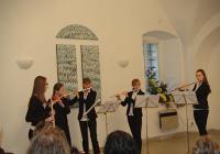 Adventní koncert Ireny Budweiserové na zámku Veltrusy