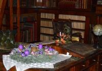 Vánoční prohlídky na zámku Kynžvart