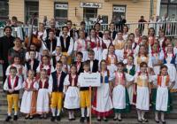 Adventní koncert folklórního souboru Rozmarýnek