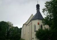 Kostel Povýšení sv. Kříže, Bělá pod Bezdězem