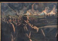 Jindřich Vlček (1885–1968) malíř ruských legií / Sibiřská anabáze I. světové války a Hradec Králové
