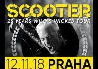 Scooter - Forum Karlín Praha