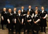 Gruzínský národní zpěv Suliko