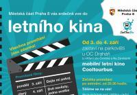 Letní kino Cooltourbus - Praha Bohnice