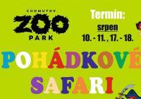 Pohádkové safari - Zoopark Chomutov
