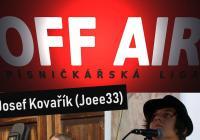 OFF AIR - písničkářská liga - koncert J. Vacíka a J. Kovaříka