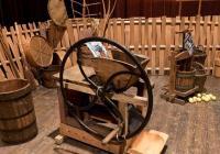Úroda z polí zahrad a sadů - Valašské muzeum v přírodě Rožnov pod Radhoštěm
