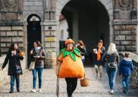 Zámecký Halloween aneb Strašidelný den na zámku Nelahozeves