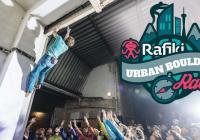 Urban Boulder Race v Praze