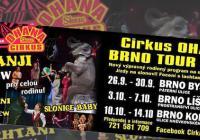 Cirkus Ohana - Brno Bystrc