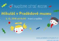 Mikuláš - Pradědovo muzeum Bludov