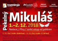 Pekelný Mikuláš - Svitavy