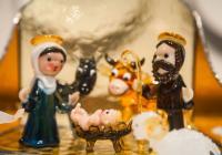 Betlémy a dioráma Život Kristův