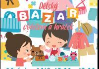 Dětský bazar oblečení a hraček