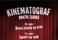Kinematograf bratří Čadíků - Kladno