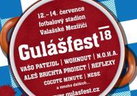 Gulášfest 2018 ve Valašském Meziříčí