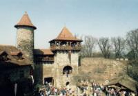 Nový hrad u Blanska, Blansko