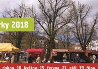 Jihlavské jarmarky na náměstí