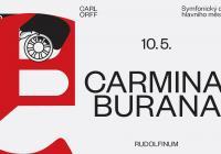 Carmina Burana v Rudolfinu
