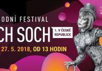 Festival živých soch ve městě Kroměříž