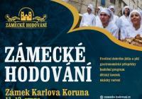 Zámecké hodování 2018 / Karlova...