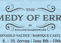 Komedie omylů v divadle zámku Valtice
